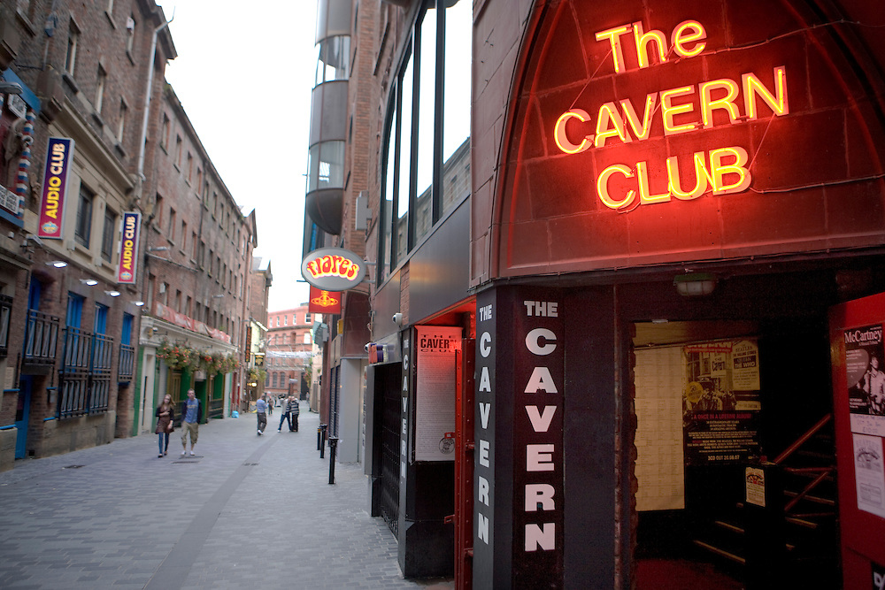 Cavern Club, Liverpool, England