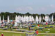 2017 World Championship Laser Radial under 21-Medemblik-The Netherlands