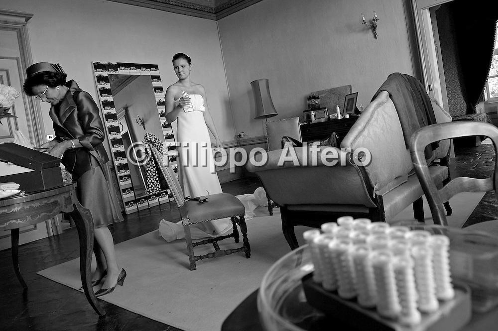 &copy; Filippo Alfero<br /> Chiara e Kenny<br /> Cumiana (TO), 22/05/2010