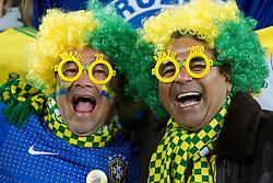 15.06.2010, Ellis Park, Johannesburg, RSA, FIFA WM 2010, Brasilien vs Nordkorea im Bild brasilianiesche Fans, EXPA Pictures © 2010, PhotoCredit: EXPA/ Sportida/ Vid Ponikvar