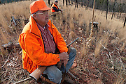 Hunting for elk in the Weminuche Wilderness with friends and family in the mountains outside of Durango, Colorado.