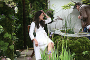 RACHEL DE THAME, Opening day of the Chelsea Flower Show. Royal Hospital Grounds. London. 19 May 2008 *** Local Caption *** -DO NOT ARCHIVE-© Copyright Photograph by Dafydd Jones. 248 Clapham Rd. London SW9 0PZ. Tel 0207 820 0771. www.dafjones.com.