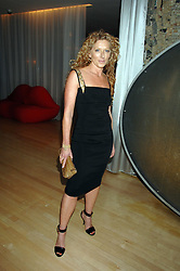 KELLY HOPPEN at an Evening at Sanderson in Aid of CLIC Sargent held at The Sanderson Hotel, 50 Berners Street, London W1 on 15th May 2007.<br /><br />NON EXCLUSIVE - WORLD RIGHTS