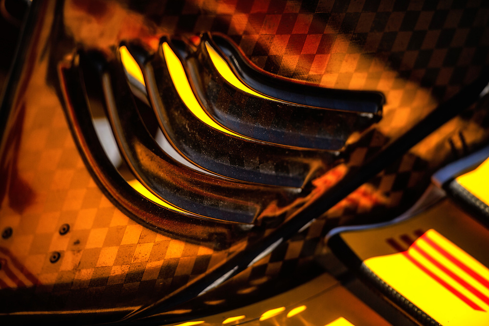 Verizon IndyCar Series<br /> Desert Diamond West Valley Phoenix Grand Prix<br /> Phoenix Raceway, Avondale, AZ USA<br /> Friday 28 April 2017<br /> Ryan Hunter-Reay, Andretti Autosport Honda wing endplate <br /> World Copyright: Scott R LePage<br /> LAT Images<br /> ref: Digital Image lepage-170428-phx-162