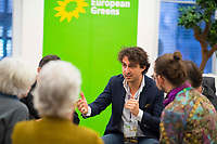 DEU, Deutschland, Germany, Berlin, 23.11.2018: Jesse Klaver, Party Leader of Groen Links (Netherlands). Council of the European Green Party (EGP council) at Deutsche Telekom Representative Office.