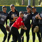 04/29/16 - Softball v Utah State
