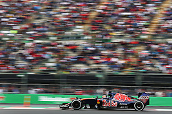 Daniil Kvyat (RUS) Scuderia Toro Rosso STR11.<br /> 28.10.2016. Formula 1 World Championship, Rd 19, Mexican Grand Prix, Mexico City, Mexico, Practice Day.<br /> Copyright: Batchelor / XPB Images / action press