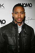 "Terrence J pictured at the cocktail party celebrating Sean ""Diddy"" Combs appearance on the "" Black on Black "" cover of L'Uomo Vogue's October Music Issue"