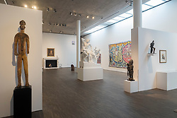 The me Collectors room art museum featuring the Olbricht Foundation art collection in Berlin Germany