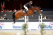 Albert Zoer- Florian<br /> Jumping Zwolle 2018<br /> © DigiShots
