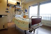 THE NETHERLANDS-THE HAGUE-Hospital. MCH. Medisch Centrum Haaglanden. Intensive Care.Photo: Gerrit de Heus