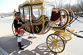 90,000 RMB Self Assembled Royal Carriage