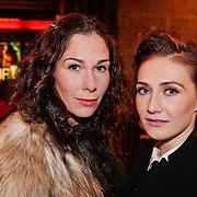 NLD/Amsterdam/20101214 - Inloop premiere LOFT, Halina Reijn en Carice van Houten