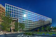 Millenium Library building<br /> Winnipeg<br /> Manitoba<br /> Canada