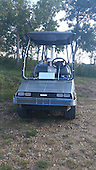 DIY back to the future golf cart