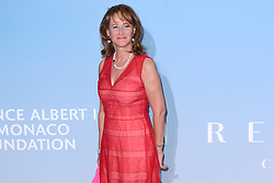 Segolene Royal attending the Gala for the Global Ocean hosted by H.S.H. Prince Albert II of Monaco at Opera of Monte-Carlo in Monte-Carlo, Monaco on September 26, 2018. Photo by Aurore Marechal/ABACAPRESS.COM