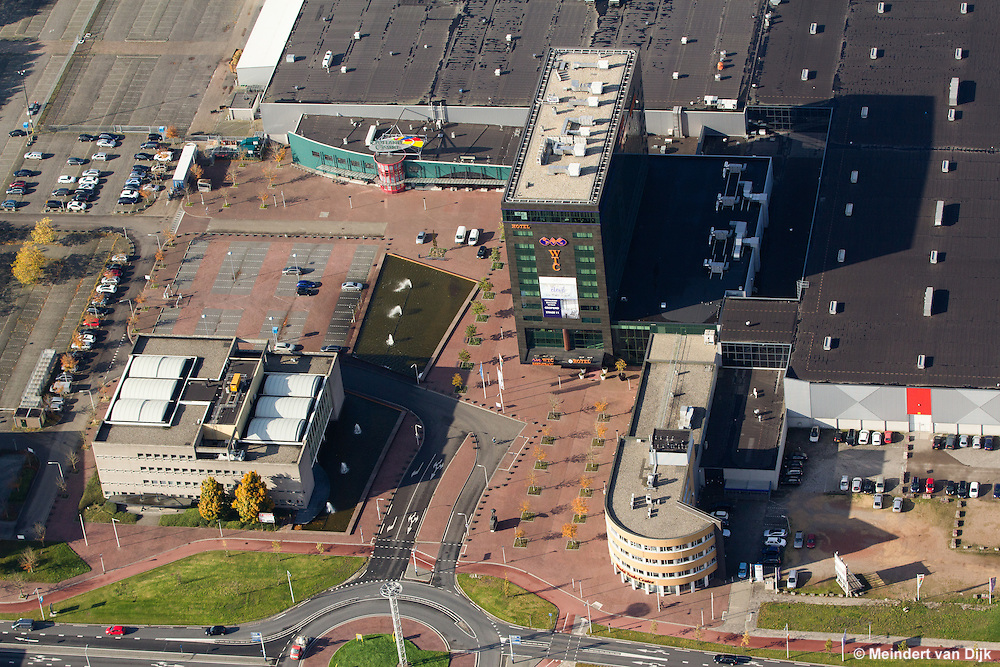 WTC Expo, Holland Casino en Kamer van Koophandel Leeuwarden