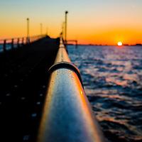 SARASOTA, FL - Saprito Pier. (Photo by Chip Litherland)