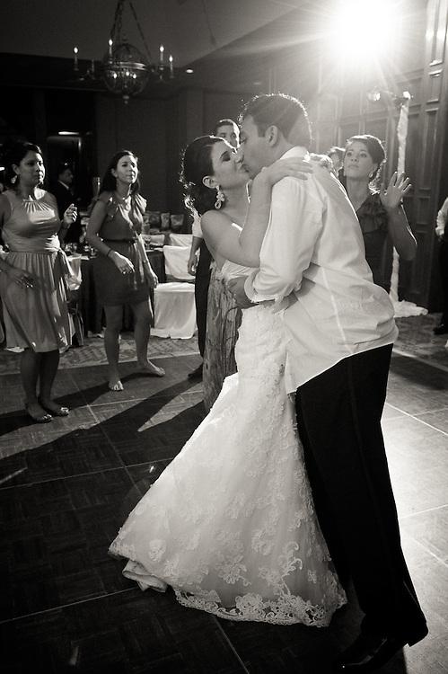 Rheem and Sina's wedding Saturday, May 26, 2012 in Houston..Photo © Bahram Mark Sobhani
