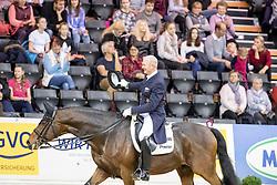 SCHMIDT Hubertus (GER), Imperio 3<br /> Oldenburg - AGRAVIS-Cup 2018<br /> Grand Prix Special<br /> 03. November 2018<br /> © www.sportfotos-lafrentz.de/Stefan Lafrentz