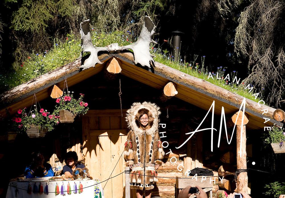 Native Alaskan clothing