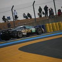#69 Lamborghini Murciélago LP670 R-SV - JLOC, LMGT1 Le Mans 24H 2010