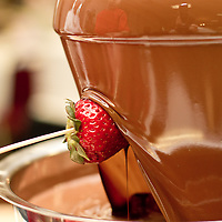 Chocolate Fountain, Pellegrino's Event Center, Event and Commercial Photography by Pettepiece Photography, Tucson