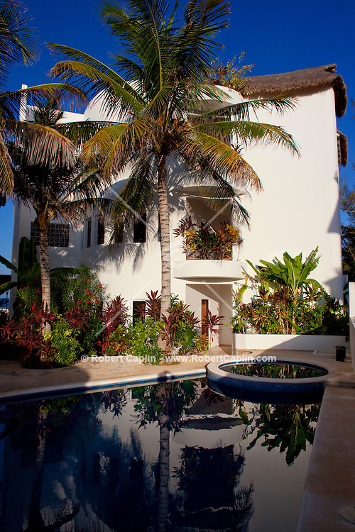 Properties in Puerto Morelos, Mexico under $300,000 (Mayan Riviera Properties). (Photo By Robert Caplin)