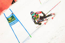 March 9, 2019 - Kranjska Gora, Kranjska Gora, Slovenia - Sam Maes of Belgium in action during Audi FIS Ski World Cup Vitranc on March 8, 2019 in Kranjska Gora, Slovenia. (Credit Image: © Rok Rakun/Pacific Press via ZUMA Wire)
