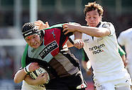 Harlequins v Newcastle 250409