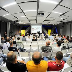 20110905: SLO, Handball - 3. Slovenski rokometni forum