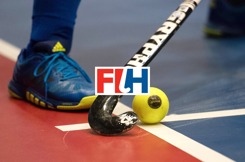 BERLIN - Indoor Hockey World Cup<br /> Czech Republic - Trinidad &amp; Tobago<br /> foto: <br /> WORLDSPORTPICS COPYRIGHT FRANK UIJLENBROEK