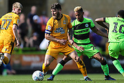 Cambridge United's Gary Deegan(6) on the ball during the EFL Sky Bet League 2 match between Forest Green Rovers and Cambridge United at the New Lawn, Forest Green, United Kingdom on 22 April 2019.