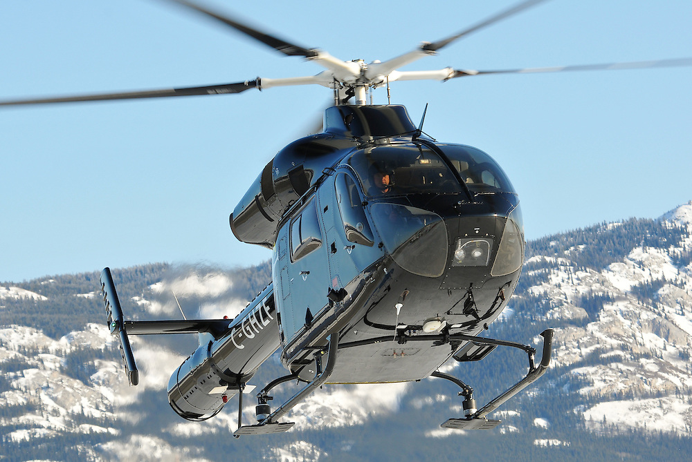 MD-900 Explorer Helicopter