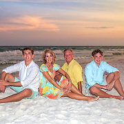 Farr Family Beach Photos