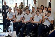 DESCRIZIONE : Nazionale Femminile Media Day 2015<br /> GIOCATORE : team<br /> CATEGORIA : nazionale femminile senior <br /> SQUADRA : Nazionale Femminile<br /> EVENTO : Media Day 2015 Nazionale Femminile<br /> GARA : Media Day Nazionale Femminile 2015<br /> DATA : 11/05/2015<br /> SPORT : Pallacanestro <br /> AUTORE : Agenzia Ciamillo-Castoria