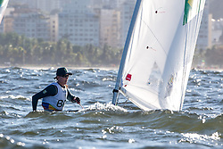 2016 Olympic Sailing Games,Rio de Janeiro, Brazil,