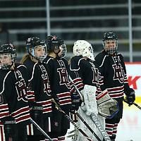 Women's Ice Hockey: Hamline University Pipers vs. The College of St. Scholastica Saints