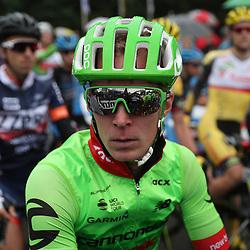 25-06-2017: Wielrennen: NK weg elite: Montferland<br />s-Heerenberg (NED) wielrennen<br />NK Wielrennen Elite  <br />Tom Jelte Slagter