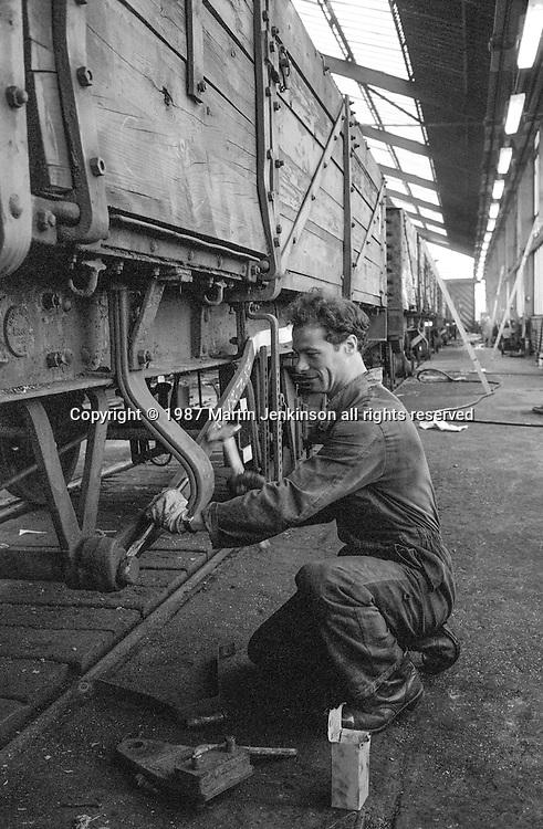 Darnall Wagon Works, Sheffield.