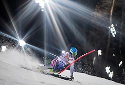22.02.2014, Rosa Khutor Alpine Resort, Krasnaya Polyana, RUS, Sochi, 2014, Slalom, Herren, 2. Durchgang, im Bild Alexander Khoroshilov (RUS) // Alexander Khoroshilov of Russia in action during the 2nd run of mens Slalom to the Olympic Winter Games Sochi 2014 at the Rosa Khutor Alpine Resort, Krasnaya Polyana, Russia on 2014/02/22. EXPA Pictures © 2014, PhotoCredit: EXPA/ Johann Groder