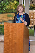 Jane Cummings, Chief Nursing Officer, NHS England at the Foundation of Nursing Studies Celebrating Innovation and Excellence held on 07 June 2016 1800-2000. <br /> <br /> Celebrating and sharing the innovative nurse-led work that makes health and social care excellent.<br /> <br /> In the presence of  Professor Tony Butterworth CBE, Chair of Trustees, FoNS and Dr Theresa Shaw, Chief Executive of FoNS Professor and Jane Cummings, Chief Nursing Officer, NHS England along with invited guests.<br /> <br /> Richard Tompkins Nurse Development Scholarships awarded to Rachel Bevan & Rebecca Lacey. <br /> <br /> Best Poster 'Person-centred Paediatric Care: Capturing the Experience and Collaborating for the Future' by Ruth Magowan, Ann Chalmers, Tracey Millin and Chrissie Smith