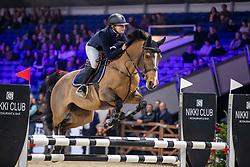 De Hornois Caro-Belle, BEL, Idyllis L<br /> Jumping Mechelen 2019<br /> © Hippo Foto - Dirk Caremans<br />  26/12/2019