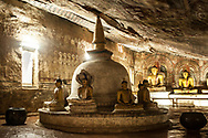 Buddhist Cave at Dambulla, Sri Lanka