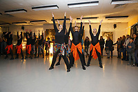 Mannheim. 04.11.17 | Lange Nacht der Kunst und Genüsse<br /> Lange Nacht der Kunst und Genüsse in den Stadtteilen.<br /> - Feudenheim. Tanzpalast<br /> <br /> BILD- ID 20943 |<br /> Bild: Markus Prosswitz 04NOV17 / masterpress (Bild ist honorarpflichtig - No Model Release!)