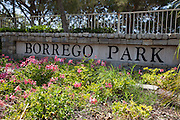Borrego Park in Foothill Ranch Orange County