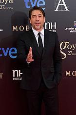 FEB 17 2013 Javier Bardem