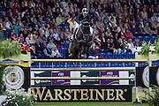 Meredith Michaels Beerbaum - Unbelievable 5<br /> World Equestrian Festival, CHIO Aachen 2013<br /> © DigiShots