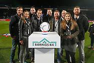 29-01-2016 VOETBAL: WLILEM II - HERACLES ALMELO:TILBURG<br /> <br /> Bierings BV balsponsor<br /> <br /> Foto: Geert van Erven