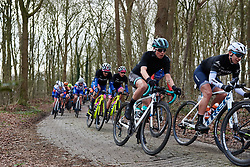 Maria Vittoria Sperotto (ITA) at Ronde van Drenthe 2019, a 165.7 km road race from Zuidwolde to Hoogeveen, Netherlands on March 17, 2019. Photo by Sean Robinson/velofocus.com